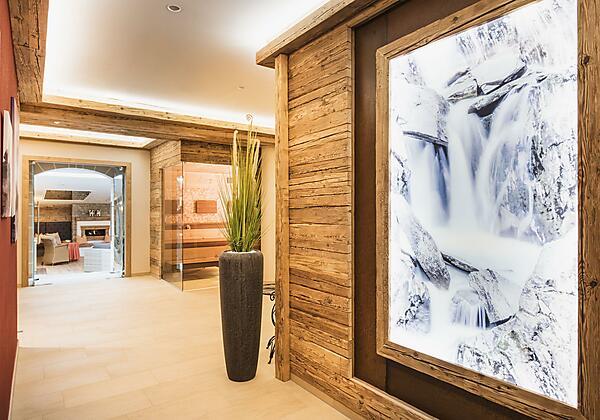 Hotel-Bergcristall-Fitnessraum