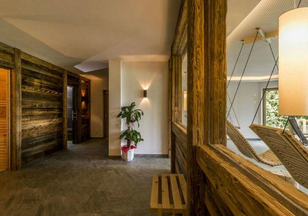 Eine Juniorsuite 'Tribulaun' im Hotel Panorama