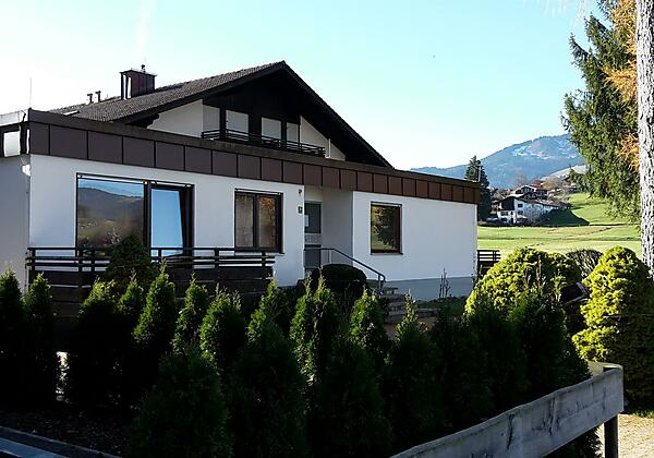Apartmenthaus Alp-Oase, Bungalow