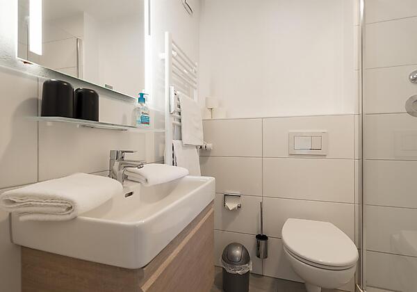 Sauna im Haus Alp-Oase