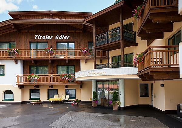 Alp- Resort Tiroler Adler