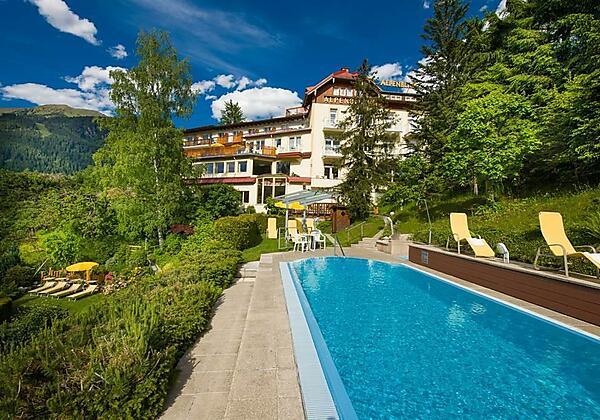 Pool--Hotel-Alpenblick-Bad Gastein