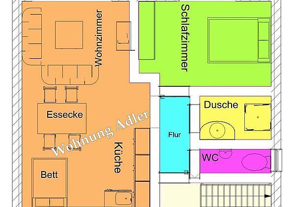Appartement Adlerneu home