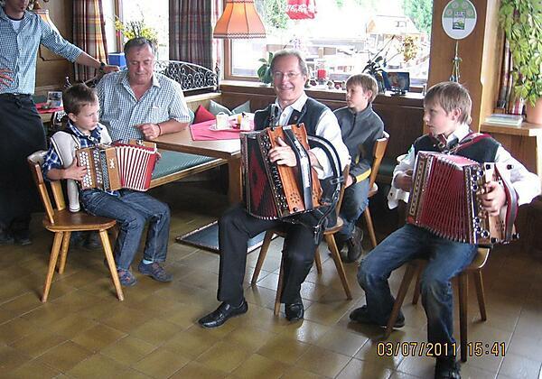 Alpengasthaus Gleinserhof Musik
