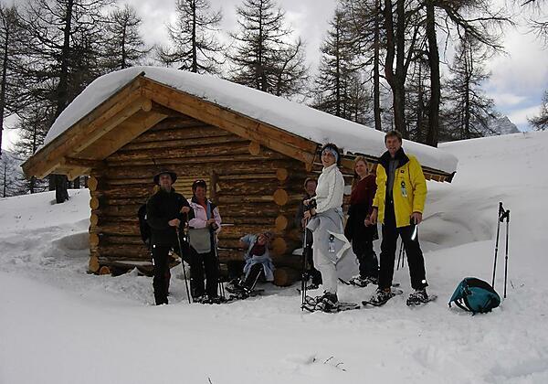 Alpengasthaus Gleinserhof Winter 2