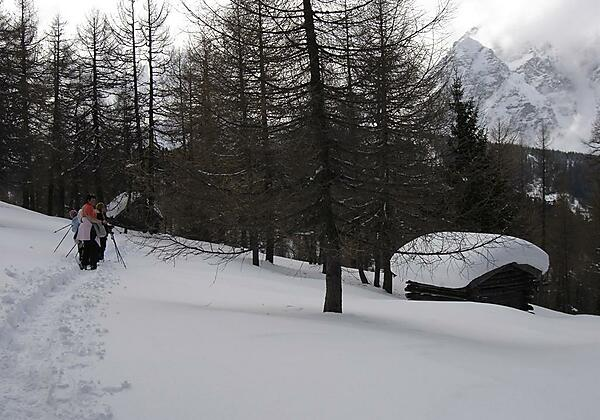 Alpengasthaus Gleinserhof Winter