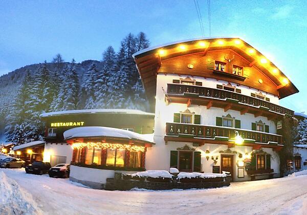 Alpengasthof Schallerhof Winter 3