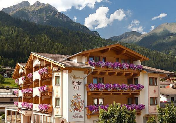 Hotel Tirolerhof Fulpmes Sommer