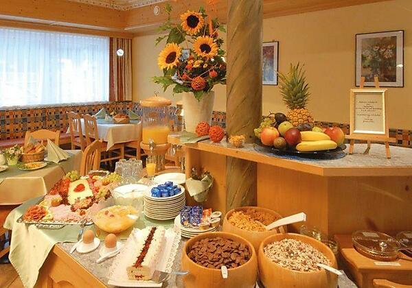 Frühstücksbuffet Elferblick