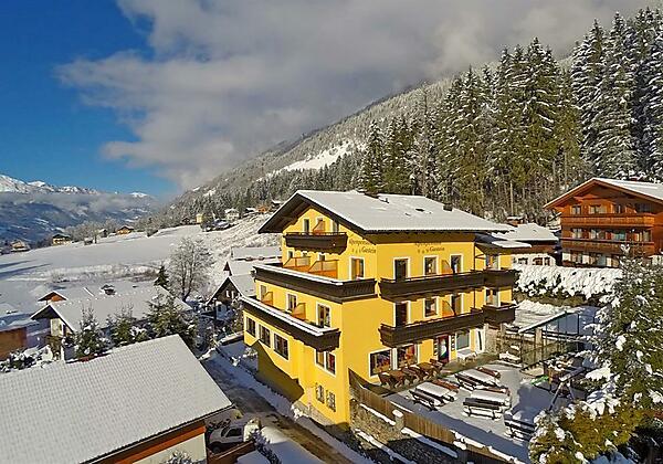 Pension Restaurant Alpenpension Gastein Bad Gastei