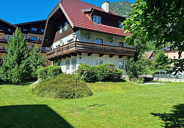 Hotel Alpina Bad Hofgastein Rezeption 1