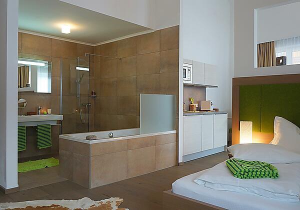 Badewanne Suite 2