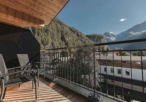 Panorama Appartement Aussicht