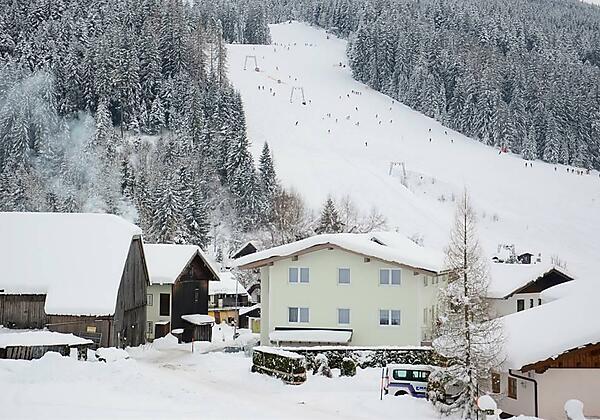 Winter Haus van der Leij