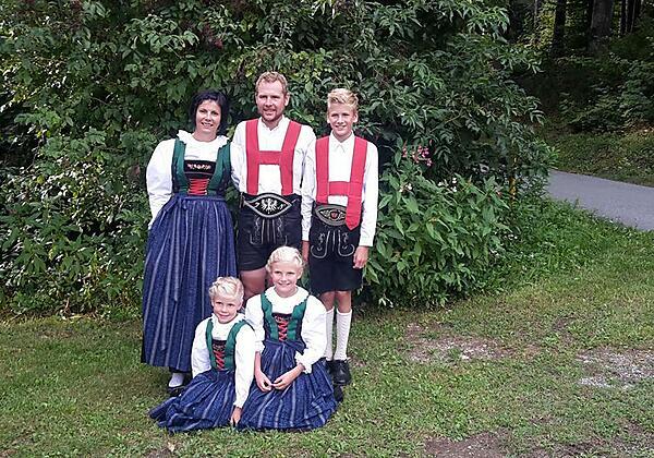 Appart Loreen - Sommer in Niederthai