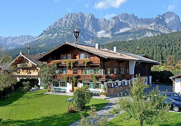Haus Sommer - Guggenhof