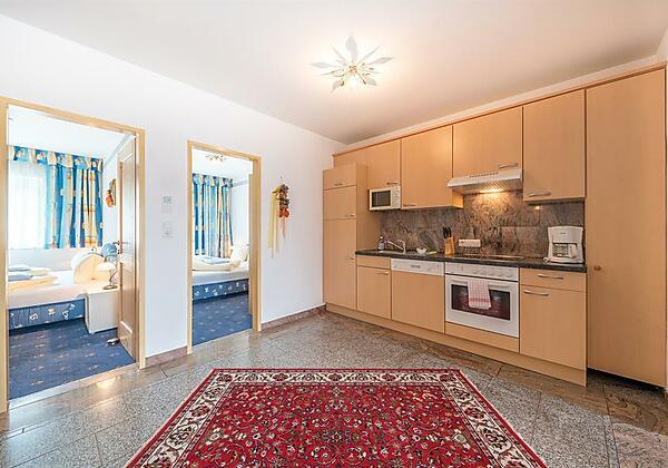 Wohnraum - Küche