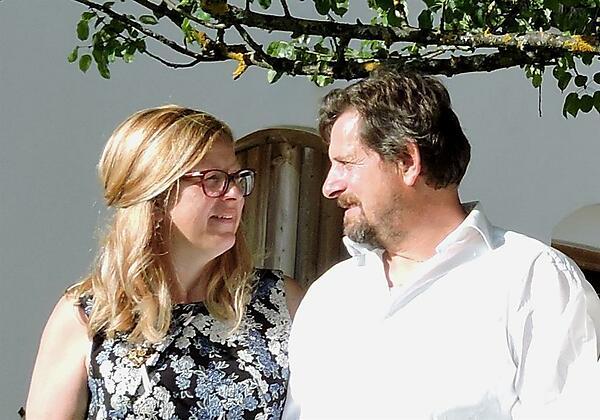 Rosemarie und Josef Kainhofer