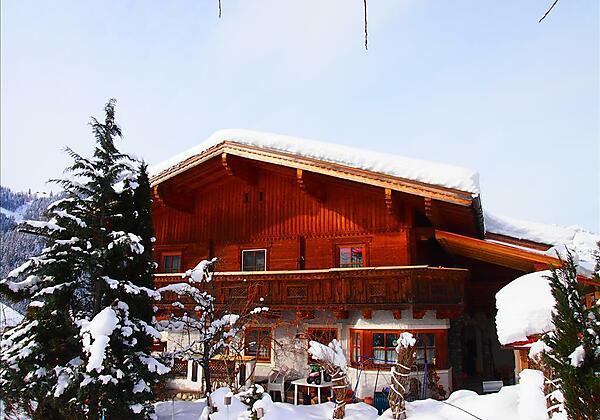 Haus Kainhofer im Winter
