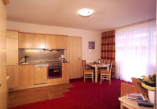 Appartement, Beispiel 1
