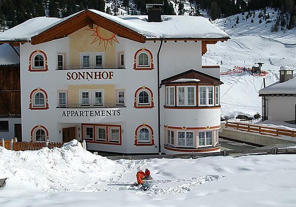 Sonnhof Winter