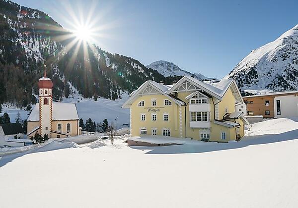 Wildspitz' Winter