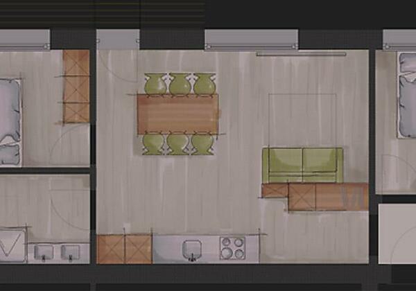 Apartment [wonderland und dream]