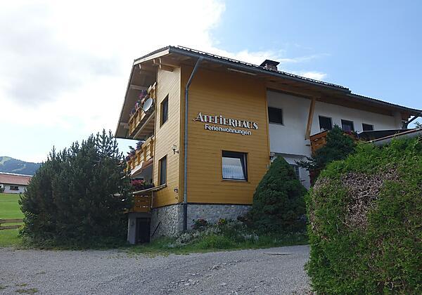 Unterkunft Atelierhaus Ferienwohnungen