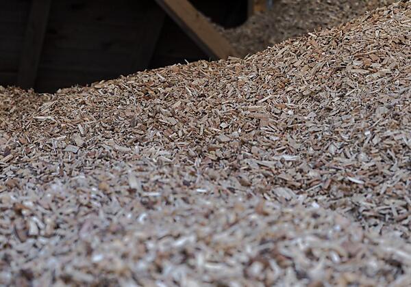 Frühstück gedeckt