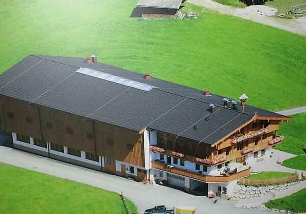 Luftaufnahme Bauernhaus Roßmoos