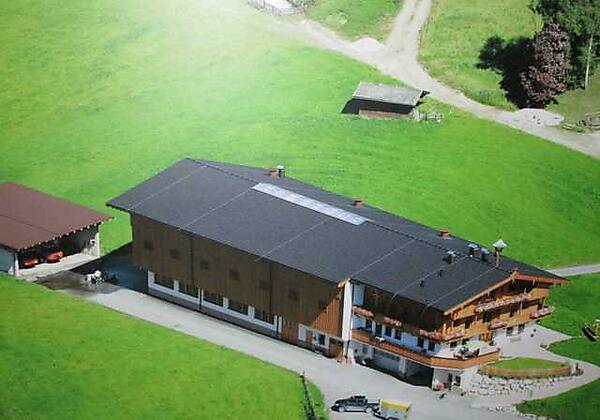 Bauernhaus Roßmoos Luftaufnahme