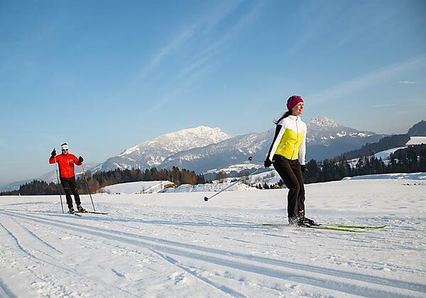 Kaiserwinkl, Winterurlaub