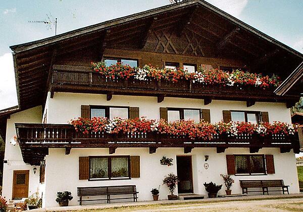 Grünbachhof - Appartement in Kössen