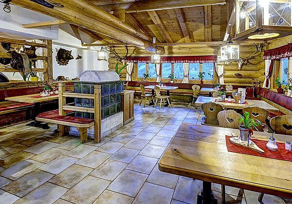 Restaurant Alm01