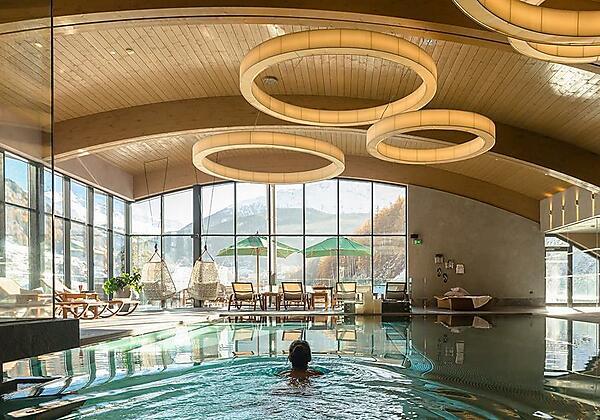 Bergland Sölden Privat Spa Partnermassage