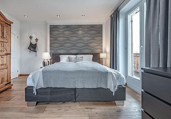 Wohnküche Appartement 5