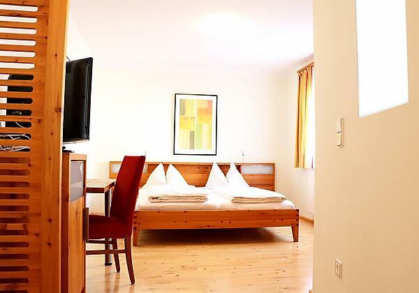 Wohnen im Hotel Binggl