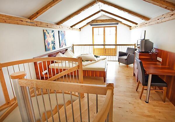 Die Suite im Hotel Binggl