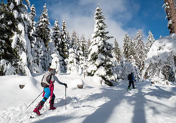 Winterurlaub Bad Kleinkirchheim Skitour