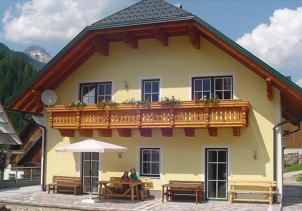 Gästehaus Südostansicht