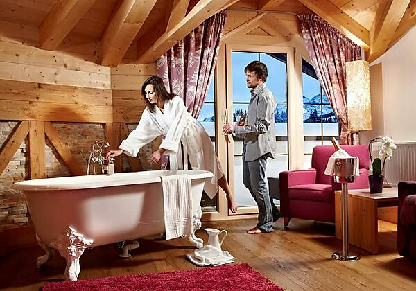 Suite Deluxe Edelweiss