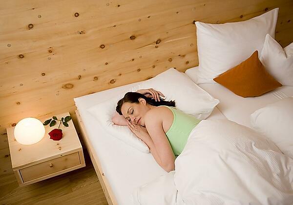 Natürlich gesunder Schlaf