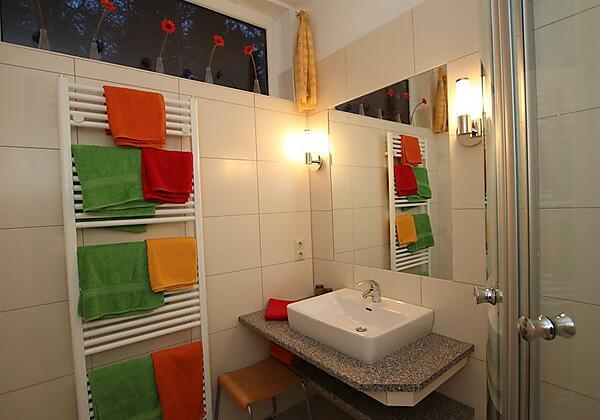 Badezimmer - Waschbecken