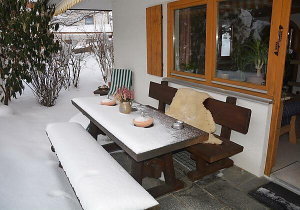 Terrasse Enzian