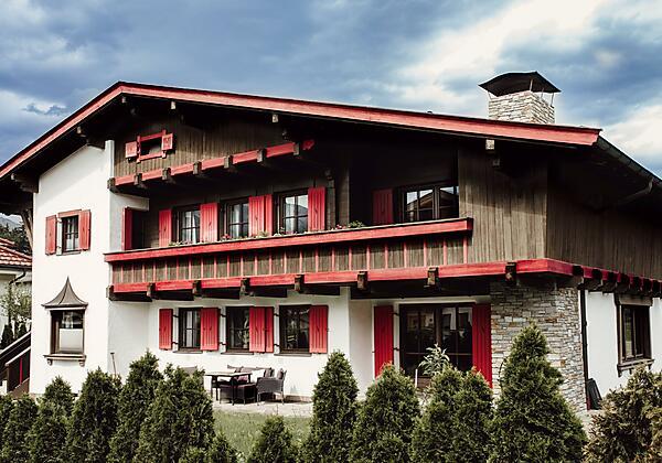 Chalet Alpenglück