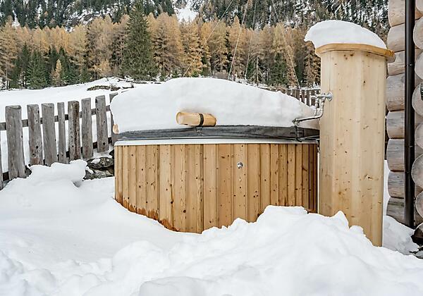Hot Tub Lärchenchalet 2