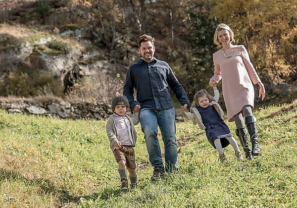 Ihre Gastgeber - Familie Lackner