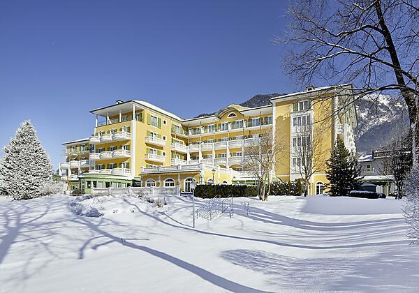 Das Alpenhaus Gasteinertal im Winter