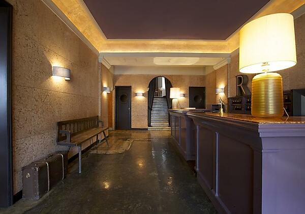 Das Regina Bad Gastein Lobby