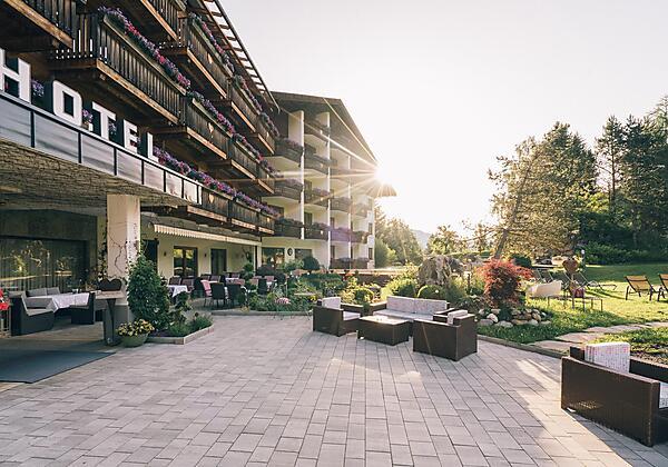 Kirchheimerhof im Herbst